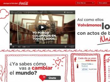 coca cola blog