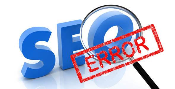 Errores más comunes en SEO - Blog Funky Marketing
