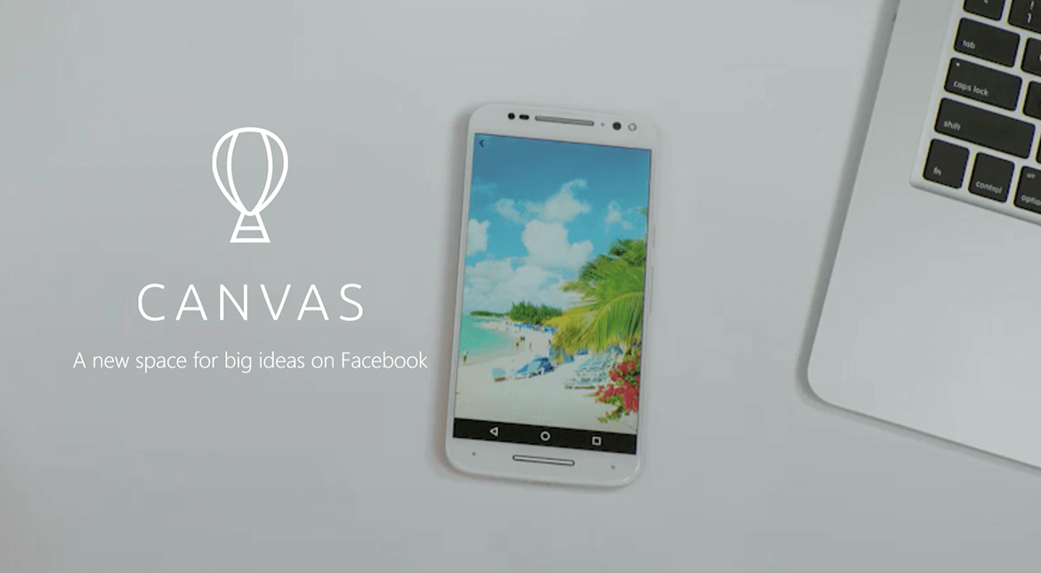 Canvas, el nuevo formato publicitario de Facebook | Blog de Funky Marketing