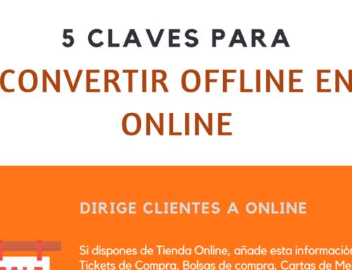 5 Claves para integrar el Offline y el Online