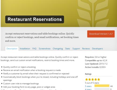 Las ventajas de una gestión de reservas online
