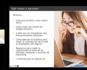 Webinar Analytics Gratis